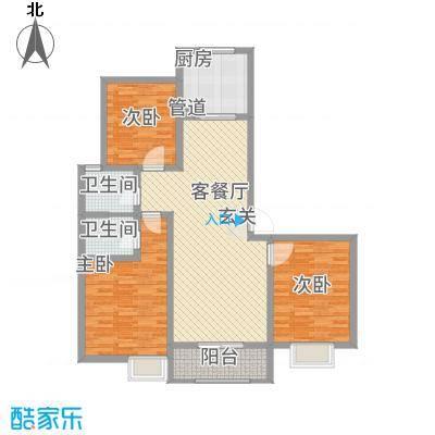 水韵江南4.20㎡楼书-4户型
