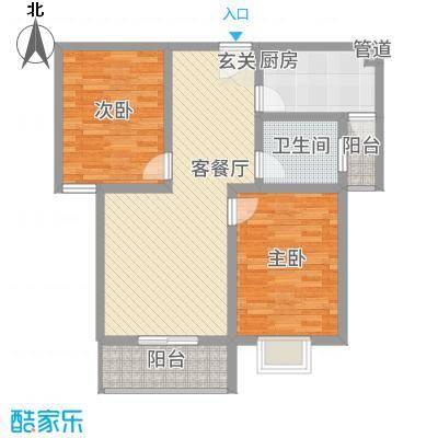 水韵江南3.20㎡楼书-3户型