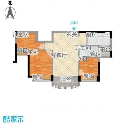 碧桂园太阳城j582系列户型