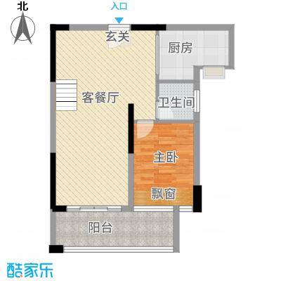 嘉豪园二期118.12㎡7幢0户型3室2厅2卫1厨