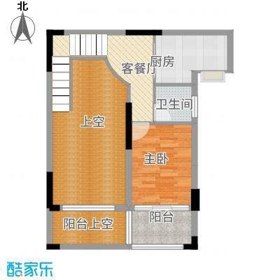 嘉豪园二期118.71㎡7幢0户型3室2厅1卫1厨