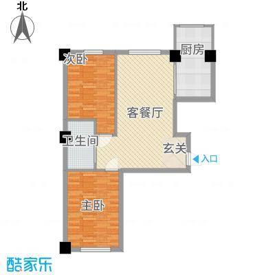 嘉利新城官邸c_1户型