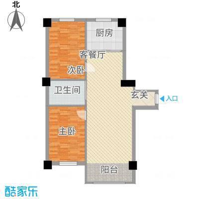 嘉利新城官邸d_1户型