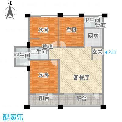 阳光半岛国际公寓二期户型