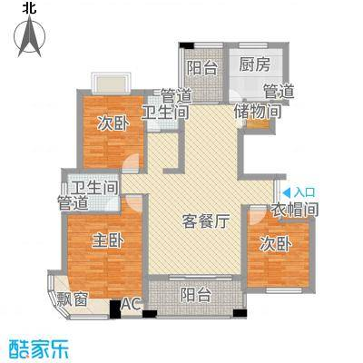 九溪江南户型3室-副本