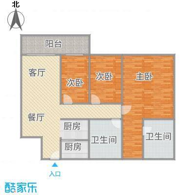 中山_城东名门1栋4座501_2015-10-21-2050