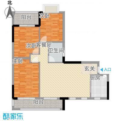 皇庭・御珑湾215.20㎡20100525_101927户型