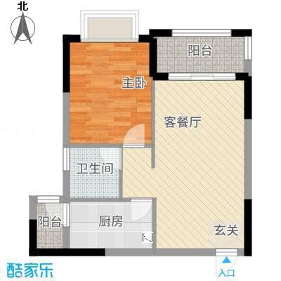 皇庭・御珑湾215.20㎡20100525_102101户型