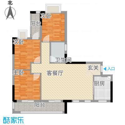 皇庭・御珑湾215.20㎡20100525_102251户型