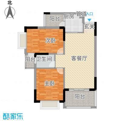 皇庭・御珑湾215.20㎡20100525_102650户型