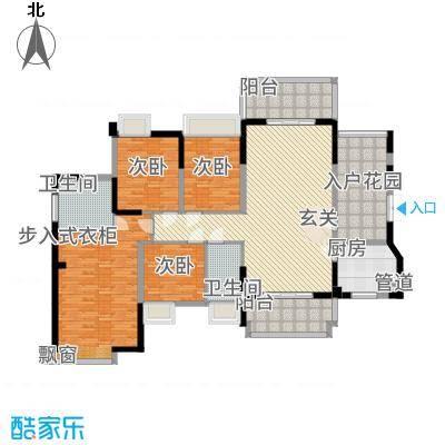 宏基・御堤湾21.20㎡2#1单元02户型