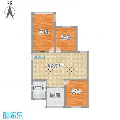 两室两厅102-本