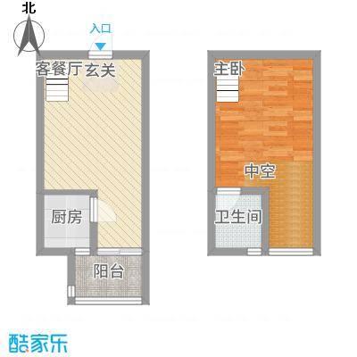 苏州国际轻纺城户型