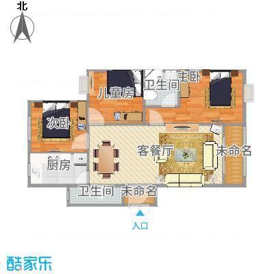 淮安_郁金蓝湾_2015-10-30-1103