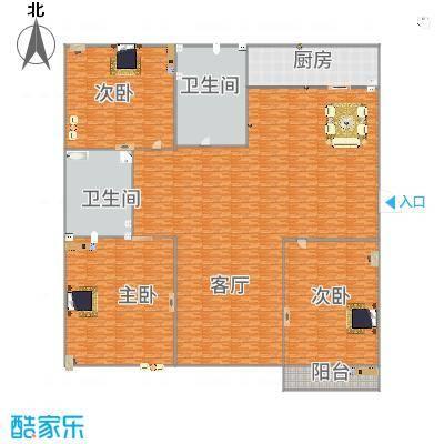 大连_弘基书香园三期_2015-10-27-1821