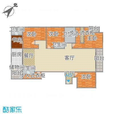 珠海_万科珠宾花园—1栋3601