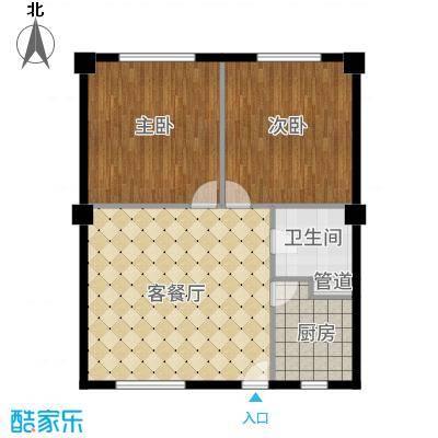 北京_龙脉公馆-两居_2015-10-28-1525