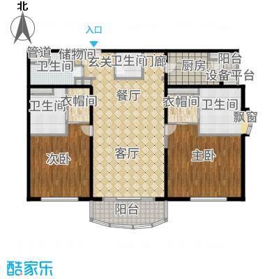 北京_四季世家_户型4