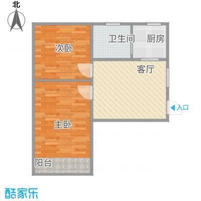 上海_黄山小区_2015-10-31-1940原户型
