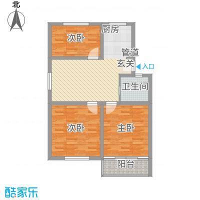 凯旋公寓户型