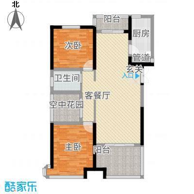 德馨园户型3室
