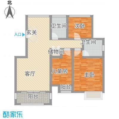 丽景湾丽景湾户型1户型10室-副本