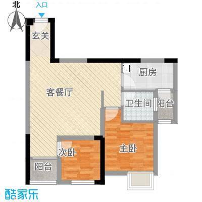 广田泰丰花园5户型
