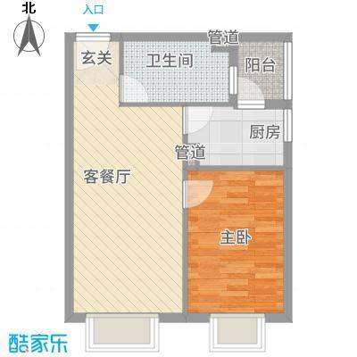 林语江畔b_conew1户型