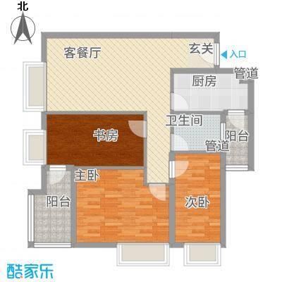 林语江畔d_conew1户型
