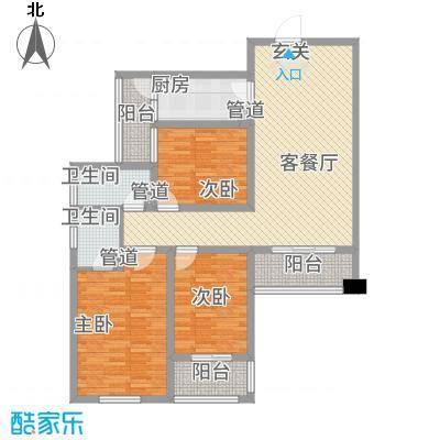 林语江畔g_conew1户型