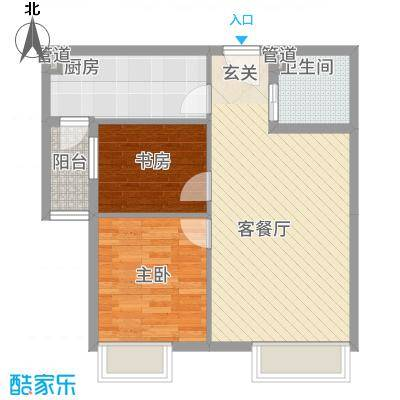 林语江畔c_conew1户型