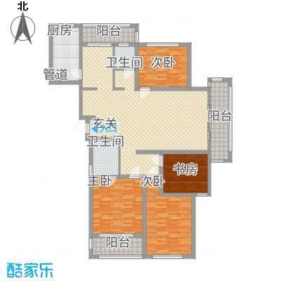 华源上海城三期178.00㎡wifi0s02185745442014224104710户型4室2厅2卫1厨