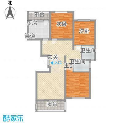 华源上海城三期14.00㎡wifi0s0-9679544222014224104727户型3室2厅2卫1厨