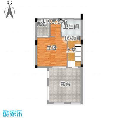 惠东富力湾122.20㎡A1-2户型4室2厅4卫1厨