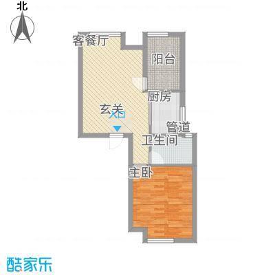 天湖丽景湾2141.20㎡CCF20141104_000023_副本2户型