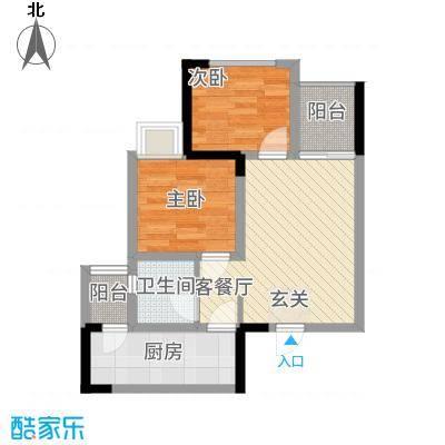 建宇・新时区3.20㎡3_副本户型