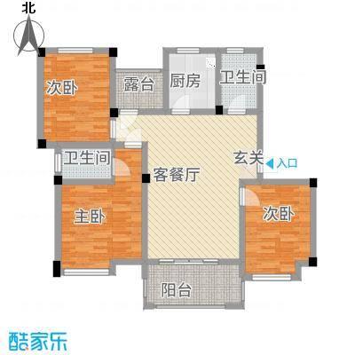 汇金豪苑户型