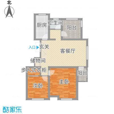 天湖丽景湾2154.20㎡002154_副本户型