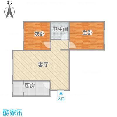 白盆窑北区89平米物业魏斌
