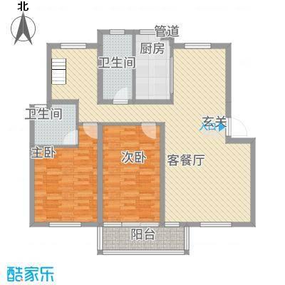 东方华庭223.00㎡户型
