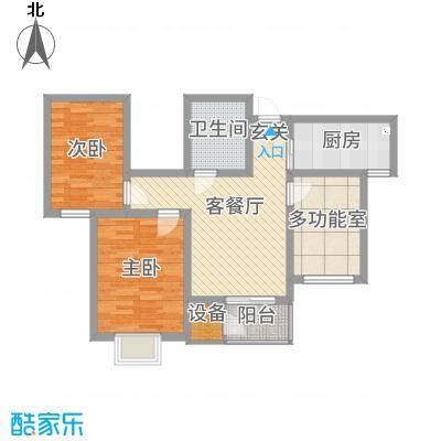 新城家园3.00㎡户型