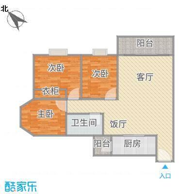 珠海_财富世家-2栋1单元1703_2015-11-10-1500