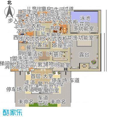 广州_超-现代四合院(高层)