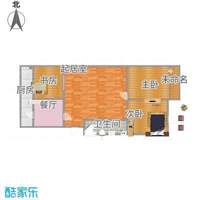 祥居公寓的户型图-副本