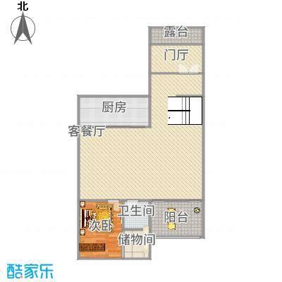 重庆_金科廊桥水乡别墅_3F(100.2)_2015-11-