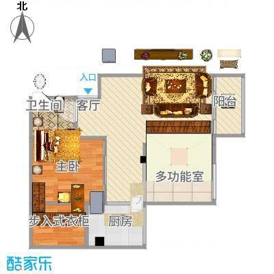 20150930调整卧室位置