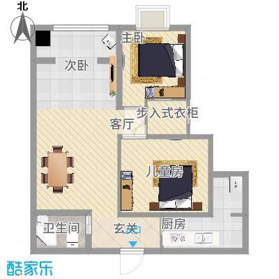 西安_百花村社区_2015-12-01-1713