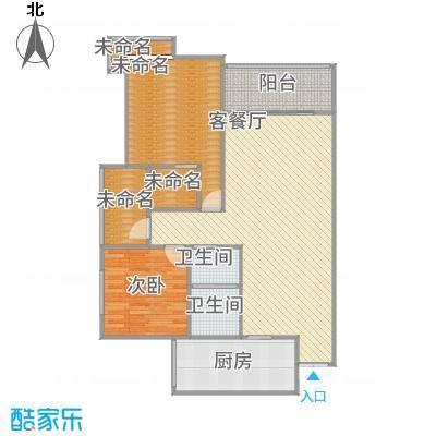 城市铭人5号楼建面:90.84m2