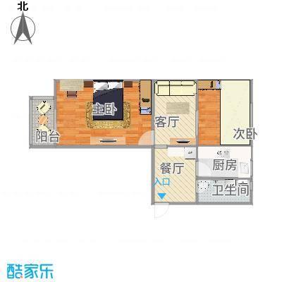 天津_天辰公寓5-3-501_2015-12-03-0942