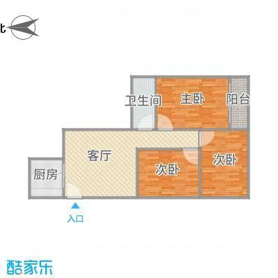 珠海_南油花园-16栋601_2015-12-04-1134